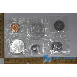 1965 Royal Canadian Mint Set w/Silver Dollar
