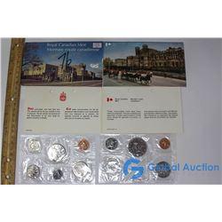 1976 & 1978 Royal Canadian Mint Set
