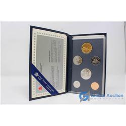 1994 Royal Canadian Mint Specimen Set