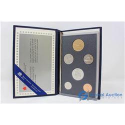 1989 Royal Canadian Mint Specimen Set