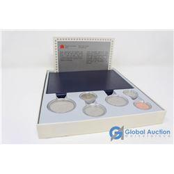 1987 Royal Canadian Mint Specimen Set