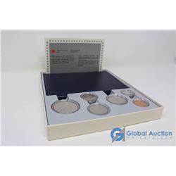 1986 Royal Canadian Mint Specimen Set
