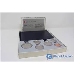 1985 Royal Canadian Mint Specimen Set
