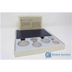 1984 Royal Canadian Mint Specimen Set