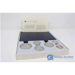 1983 Royal Canadian Mint Specimen Set