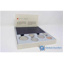 1982 Royal Canadian Mint Specimen Set