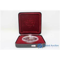 1893-1993 Commemorative Proof Silver Dollar