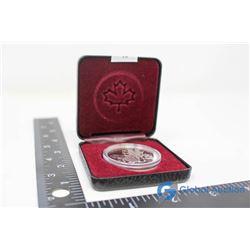 1690-1990 Commemorative Proof Silver Dollar