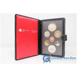 1982 Royal Canadian Mint Coin Set