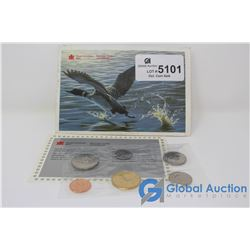 1988 Canadian Uncirculated Coin Set
