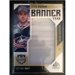 2016-17 SP Game Used Banner Year Ryan Murray