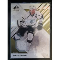 2016-17 SP Game Used Gold Materials Jeff Carter #58