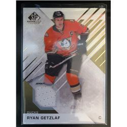 2016-17 SP Game Used Gold Materials Ryan Getzlaf #48