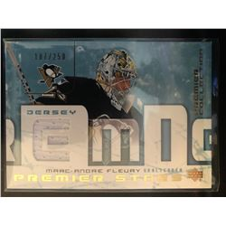2003-04 Premier Collection Stars Jersey Marc-Andre Fleury