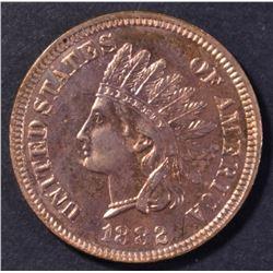 1882 INDIAN CENT GEM PROOF RB