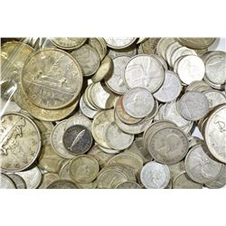 $29.40 FACE CANADIAN 80% SILVER COINS