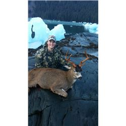 Alaska Sitka Blacktail Deer Hunt