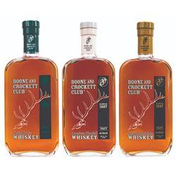 Boone and Crockett Whiskey