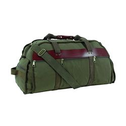 "Boyt Harness Company ""Ultimate"" Sportman's Duffel, Boot Bag & Canvas Sporting Clays Bag"
