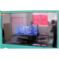"Insignia 55"" Flat Screen TV (RM-206)"