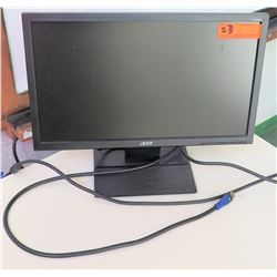 Acer Monitor Model V206HQL (RM-206)