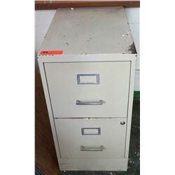 2-Drawer Metal File Cabinet (RM-207)