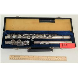 Armstrong Flute (missing end cap) (RM-Music)
