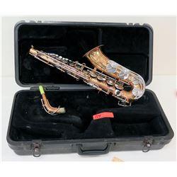 Vito Alto Saxophone (needs cork) (RM-Music)
