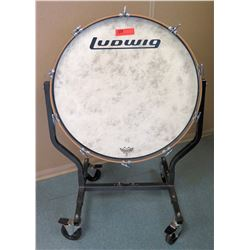 "Ludwig Remo Fiberskyn Bass Drum, 28.5""D (RM-Music)"