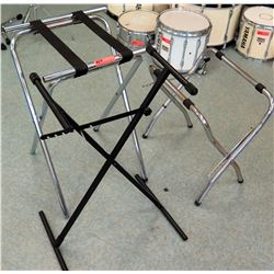 Qty 3 Misc Tray Stands (RM-Music)