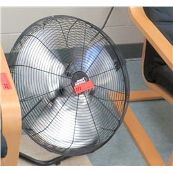 Power Zone Floor Fan (RM-Music)