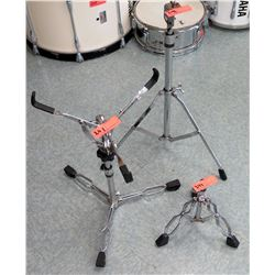Qty 3 Misc. Drum Stands (RM-Music)