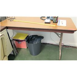 Long Folding Utility Table (RM-101)