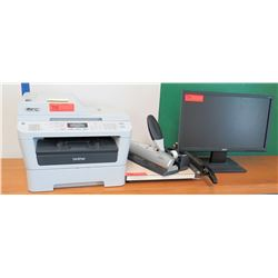 Brother Printer, Monitor, Office Accessories (RM-113)