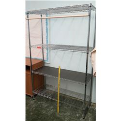 Metal Shelving Unit (RM-113)