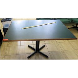 Square Table w/ Metal Base (RM-102)