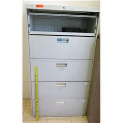 Large 5-Drawer Lateral File Cabinet (RM-102)