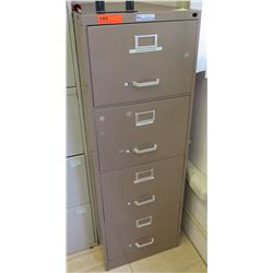 Vertical 4-Drawer File Cabinet (RM-102)