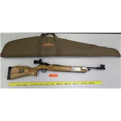 Daisy 887 Target Sporter Pellet Rifle, CO2 (RM-124)