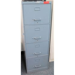 4-Drawer Vertical File Cabinet (RM-124)