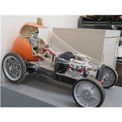 Skeleton/Pumpkin Car Halloween Decoration (RM-124)