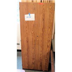 Wooden Storage Cabinet (RM-124)