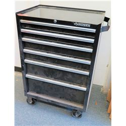 Husky Rolling Tool Chest w/ Some Tools (RM-124)
