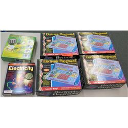 Electronic Playground Learning Kits (RM-124)
