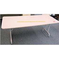 Rectangular Folding Table (RM-124)