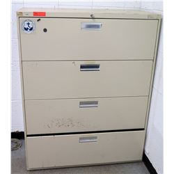 4-Drawer Lateral File Cabinet (RM-123)