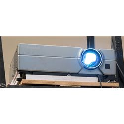 Sharp Projector & Screen - Cables & Mount Not Included (RM-123)
