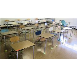 Qty 22 Desks with Chairs (RM-223)