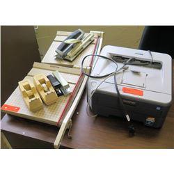 Laser Printer, Paper Cutters, Office Supplies (RM-223)