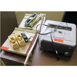 Laser Printer, Paper Cutters, Office Accessories (RM-223)
